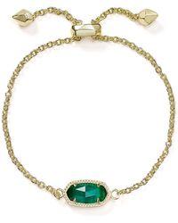 Kendra Scott Elaina Birthstone Bracelet - Multicolour