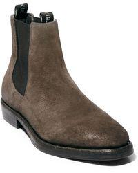 AllSaints - Eli Pull On Chelsea Boots - Lyst