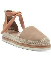 Vince Camuto Binadee Espadrille Casual Flats - Natural