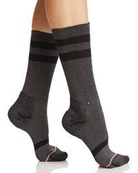 Stance Classic Uncommon Crew Socks - Black