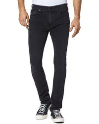 PAIGE Croft Skinny Fit Jeans In Norwalk - Multicolour