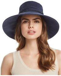 Helen Kaminski - Jael Wide Brim Bucket Hat - Lyst