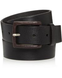 Frye - Chase Leather Belt - Lyst