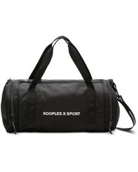 The Kooples Yoga Bag - Black