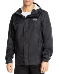 The North Face Venture 2 Dwr Packable Hooded Jacket - Black
