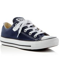 95b82c7bc211d1 Lyst - Converse Women s Chuck Taylor All Star Woven Lace Up Sneakers ...