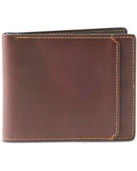 Boconi Bryant Slimfold Wallet - Brown