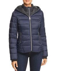 Marc New York - Performance Layered Front Puffer Jacket - Lyst