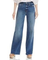 FRAME - Heritage California Wide - Leg Jeans In Coldwater - Lyst