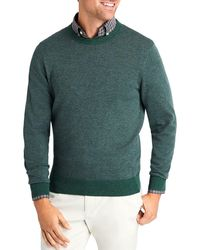 Vineyard Vines Striped Crewneck Jumper - Green