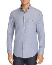Vineyard Vines - Kettle Cove Gingham Classic Fit Button-down Shirt - Lyst