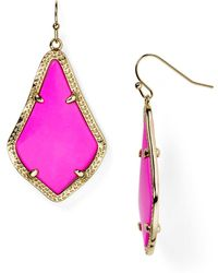 Kendra Scott - Alex Earrings - Lyst
