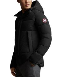 Canada Goose Armstrong Down Puffer Jacket - Black