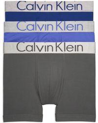 Calvin Klein - Steel Boxer Briefs - Lyst