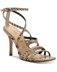Botkier Women's Lorain Strappy High - Heel Sandals - Multicolor