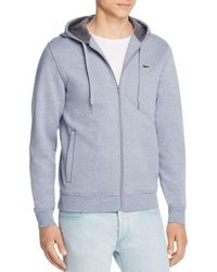 0eb01ef6 Zip Hooded Sweatshirt - Blue