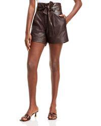 Vanessa Bruno Spice Shorts - Brown