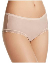 On Gossamer | Next To Nothing Briefs | Lyst