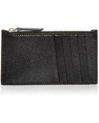 Want Les Essentiels De La Vie Adano Leather Card Case - Black