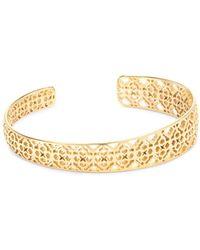 Kendra Scott Uma Cuff Bracelet - Metallic