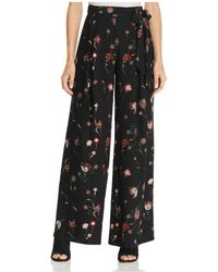 Lost + Wander Lost + Wander Fleur Wide-leg Pants - Multicolor