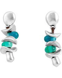 Uno De 50 - Sahara Earrings - Lyst