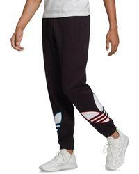 adidas - Adicolor Tricolor Sweatpants - Lyst