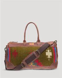 Will Leather Goods - Oaxacan Duffel - Lyst