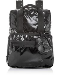 LeSportsac Madison Diaper Bag Backpack - Black