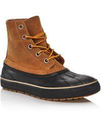 Sorel Cheyanne Metro Waterproof Boots - Brown