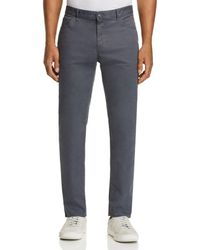 Michael Kors Parker Five - Pocket Stretch Straight Fit Trousers - Multicolour