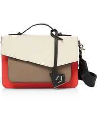 Botkier - Cobble Hill Colorblock Leather Crossbody - Lyst