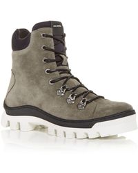 Karl Lagerfeld Hiking Boots - Grey