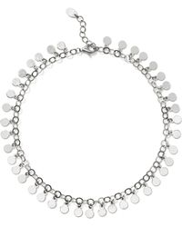 Argento Vivo - Carmen Anklet In 18k Gold-plated Sterling Silver Or Sterling Silver - Lyst