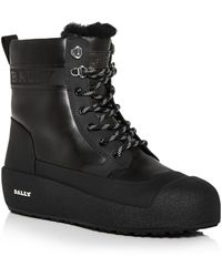 Bally - Cuby Cold Weather Boots - Lyst