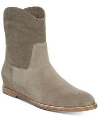 Vince Women's Sinclair Hidden Wedge Boots - Multicolor