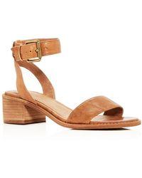 Frye Cindy 2 Piece Casual Sandals 087baaZdN0