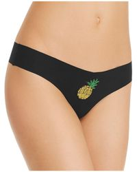 Commando - Pineapple Seamless Thong - Lyst