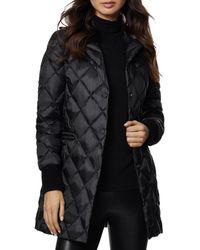 Dawn Levy Jess Puffer Coat - Black