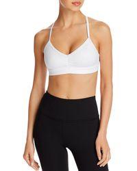 Alo Yoga Sunny Strappy Sports Bra - Multicolour