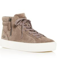 UGG - Women's Olli Mid - Top Sneakers - Lyst