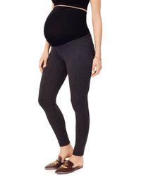 Ingrid & Isabel - Maternity Ponte Skinny Pants - Lyst