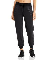 BLANC NOIR New Getaway Jogger Trousers - Black