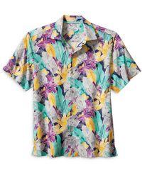 Tommy Bahama - Ibiza Beach Club Silk Camp Shirt - Lyst