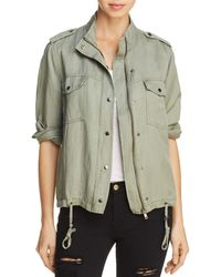 Rails Collins Military Jacket - Green