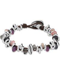 Uno De 50 - Experience Bracelet - Lyst