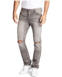 William Rast - Dean Slim Straight Fit Jeans - Lyst