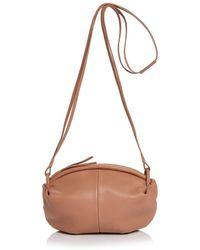 Elizabeth and James - Lucy Medium Nappa Leather Shoulder Bag - Lyst