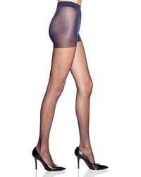 Calvin Klein - Matte Ultra Sheer Control Top Tights - Lyst