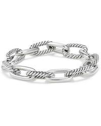 David Yurman - Madison Medium Bracelet - Lyst